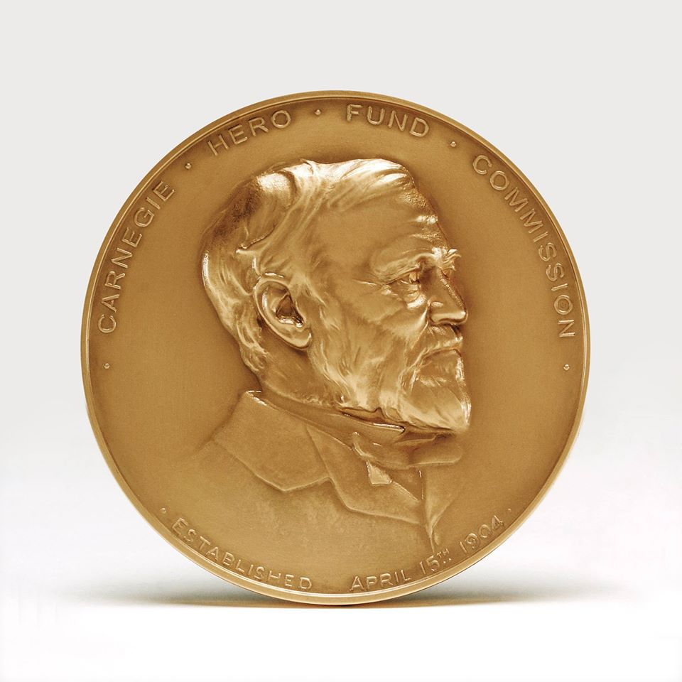 Carnegie Medal awardees March 23 2016