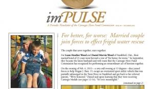 December 2015 edition of imPULSE