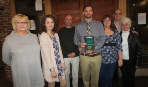 Carnegie Medal presented to Carnegie Hero Joel Kevin Kyle, Jr.
