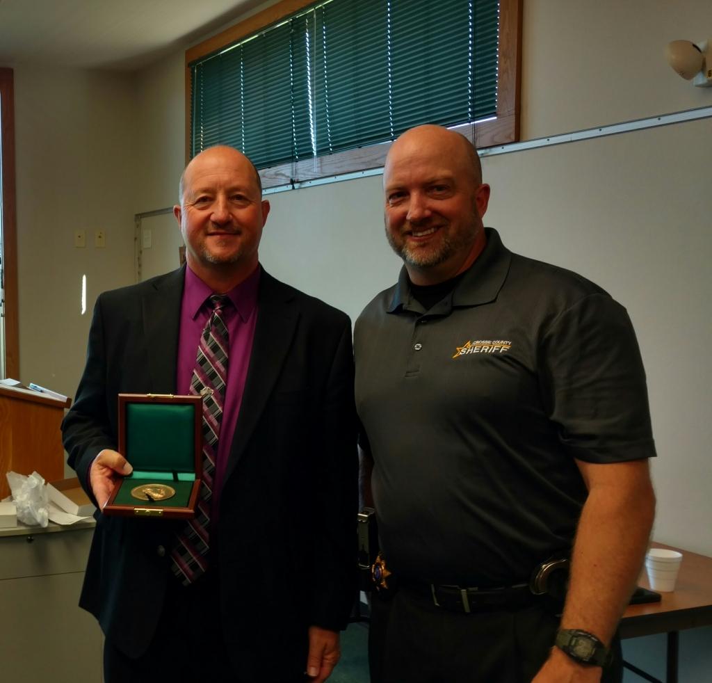 carnegie medal presentation