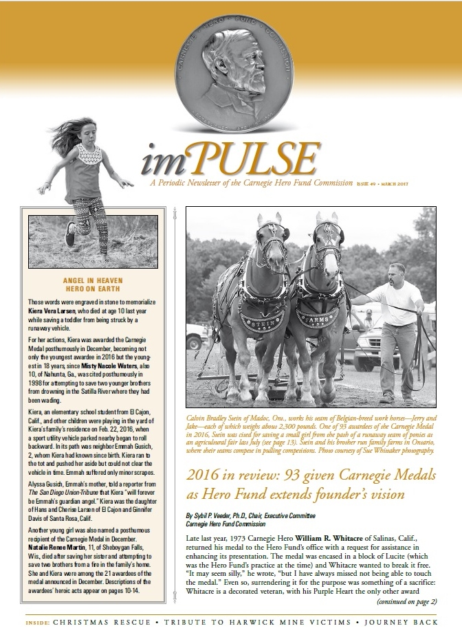 March 2017 edition of imPULSE