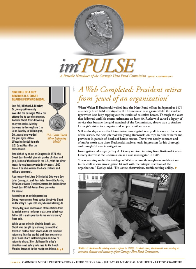 September 2017 edition of imPULSE