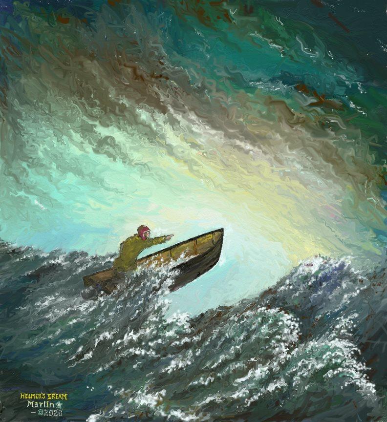Bold Sea Stories