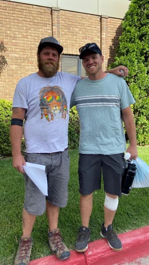 Lyle Berglund and Bradley Jay Berglund