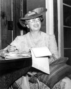 First Lady column on Carnegie hero