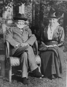 Andrew Carnegie and Louise Whitfield Carnegie