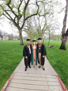 Exceptional graduate Robert Hart Morgan